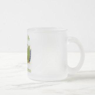 Proud To Be Irish American Coffee Mug