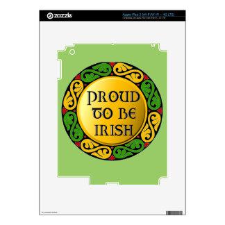 Proud to be Irish iPad 3 Skin