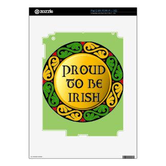 Proud to be Irish Skin For iPad 2