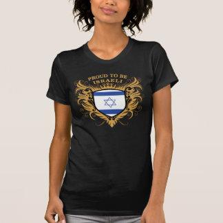Proud to be Israeli Tshirts