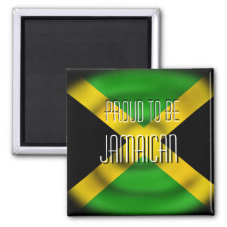 Proud to be Jamaican Magnet