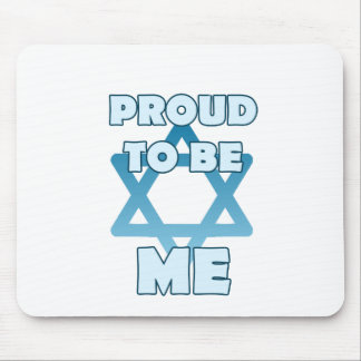 Proud To Be Jewish Mouse Pad