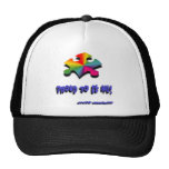 Proud to be me hat