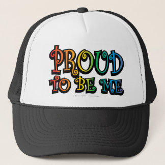 Proud To Be Me LGBT Trucker Hat