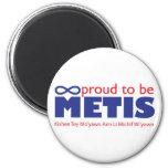 Proud to be Metis Magnet