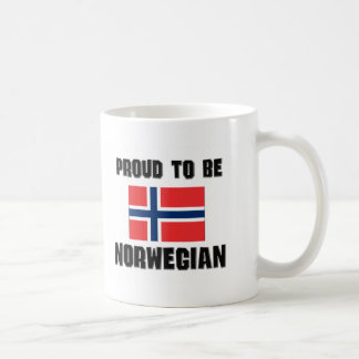 Proud To Be NORWEGIAN Coffee Mug