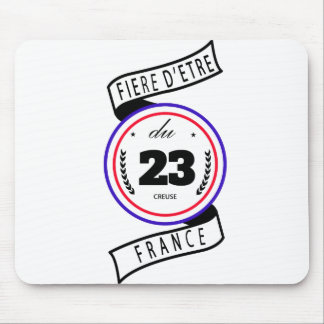 Proud to be of the 23 mouse pad