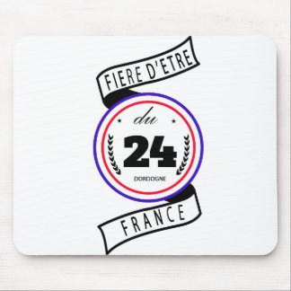 Proud to be of the 24 mouse pad