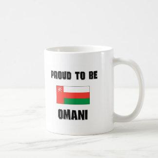 Proud To Be OMANI Coffee Mugs