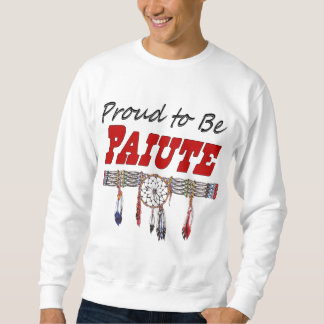 Proud To Be Paiute Adult T-Shirt