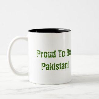 Proud To Be ..... Pakistani Mug