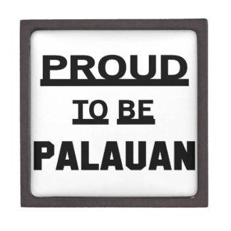 Proud to be Palauan Gift Box