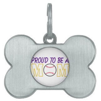 Proud to Be Pet Name Tag