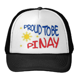 Proud to be Pinay Trucker Hat