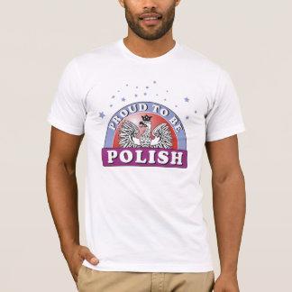 Proud to be Polish T-Shirt