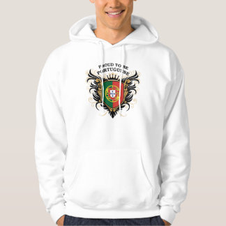 Proud to be Portuguese Hoodie