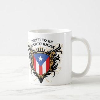 Proud to be Puerto Rican Coffee Mug