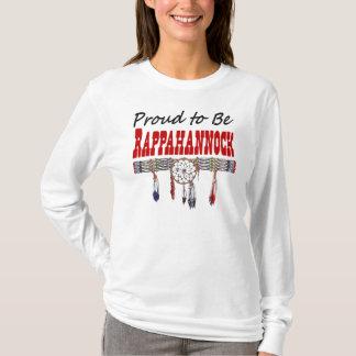Proud To Be Rappahannock Hoodie Long Sleeve Shirt
