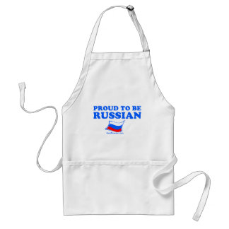 PROUD to be Russian Aprons