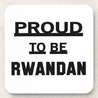 Proud to be Rwandan Coaster