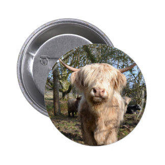 Proud to be Scottish 2 Inch Round Button