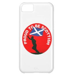 Proud to be Scottish iPhone 5C Case