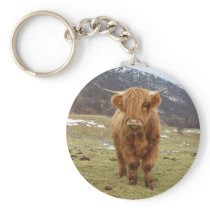Proud to be Scottish! Keychain