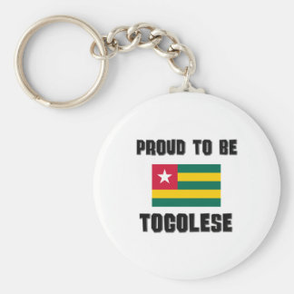 Proud To Be TOGOLESE Keychains