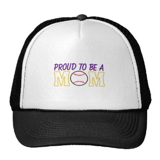 Proud to Be Trucker Hat