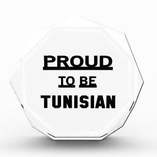 Proud to be Tunisian Award