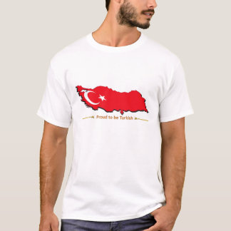 proud to be turkish 1 T-Shirt