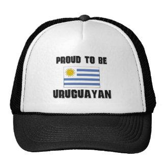Proud To Be URUGUAYAN Hat