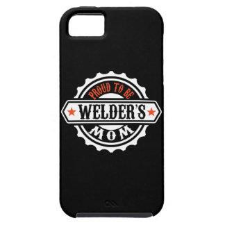 Proud To Be Welder's Mom iPhone SE/5/5s Case