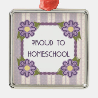 Proud To Homeschool Ornament