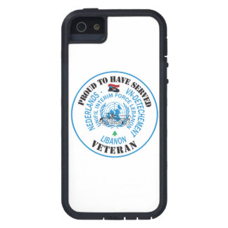 Proud To property Served UNIFIL Dutch UN iPhone 5 Cases