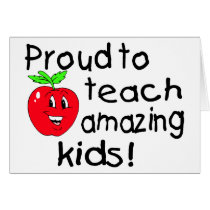 Proud To Teach Amazing Kids!