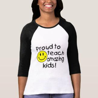 Proud To Teach Amazing Kids T-Shirt