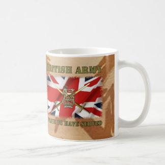 Proud ton have served ...... UK Classic White Coffee Mug