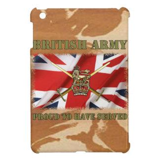 Proud ton have served ...... UK iPad Mini Cover