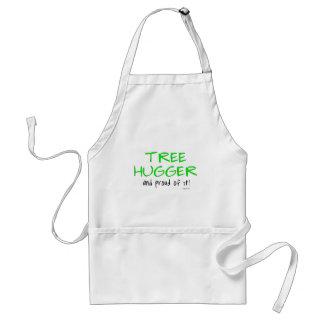 Proud Treehugger Aprons