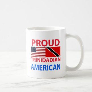 Proud Trinidadian American Coffee Mugs