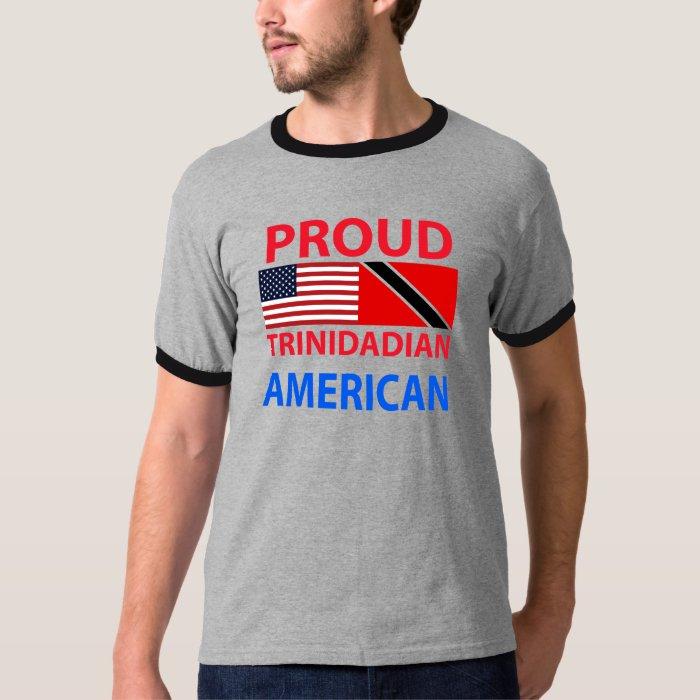 Proud Trinidadian American T-Shirt