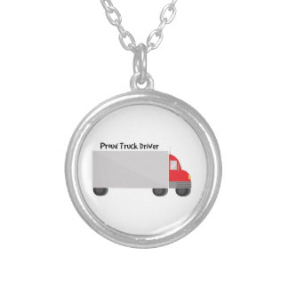 Proud Truck Driver Necklace