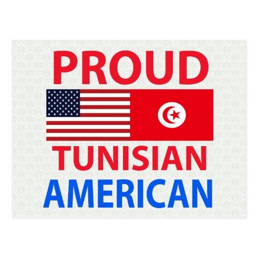 Proud Tunisian American Post Cards