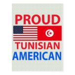 Proud Tunisian American Postcards