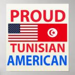 Proud Tunisian American Print
