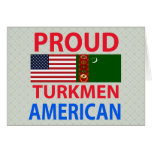 Proud Turk American Greeting Cards