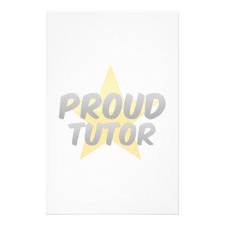 Proud Tutor Stationery