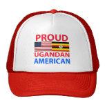 Proud Ugandan American Trucker Hat