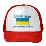 Proud Ukrainian Hats